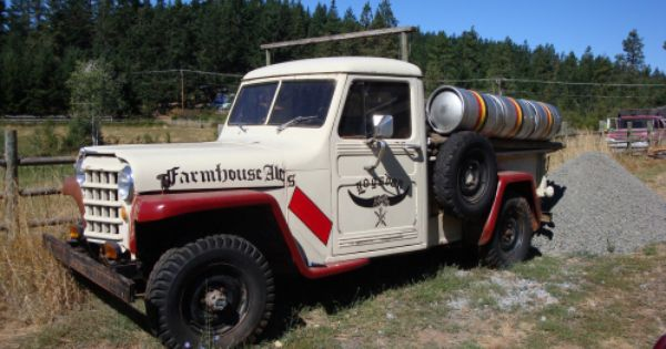Logsdon Farmhouse Ale Keg Transporter Looking for a New Set of Wheels