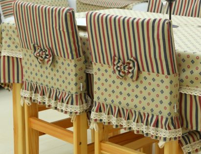 Dining Chair Covers | Chair covers, Upholstery and Room