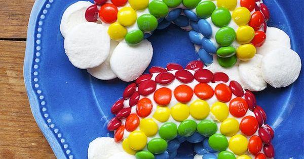 Rainbow treats