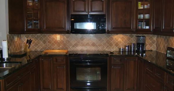 What Colour Appliances Go Best With Espresso Kitchen Cabinets Paint Colors For Kitchen With