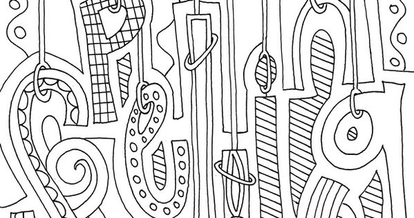 spelling book cover colouring page