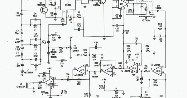 118 To 136 Mhz Aircraft Receiver Electrical Projects