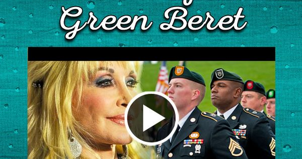 Lyrics ballad of the green berets songs about ballad of ...