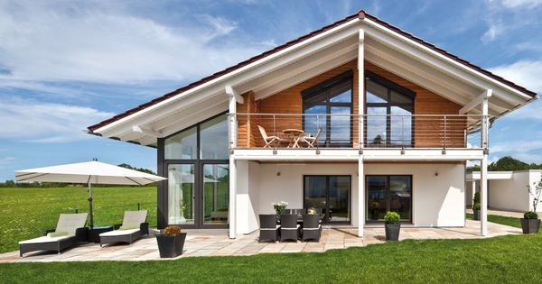 hausbau im landhaustil 5 perfekte eindr cke vom regnauer vitalhaus fertighaus fertigh user. Black Bedroom Furniture Sets. Home Design Ideas