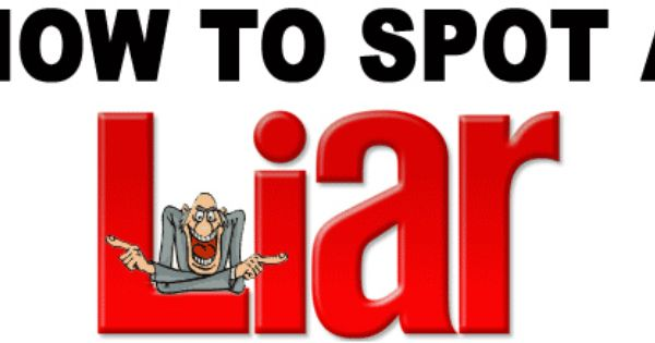 How To Spot A Liar Reading Body Language How To Read People