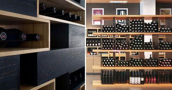 Decoraci n y dise o de vinotecas proyectos que intentar - Diseno de vinotecas ...