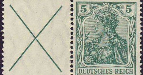 Pin su Stamps, German Empire