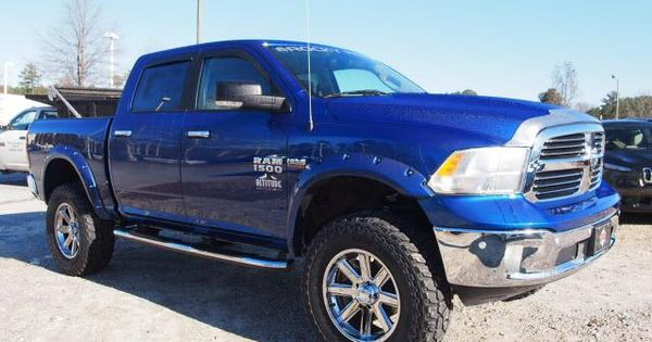 Chevy Reaper For Sale >> 2015 RAM 1500 Big Horn Rocky Ridge Altitude Lifted Truck ...