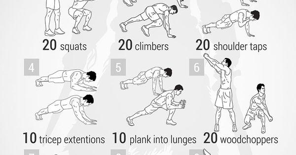 dragonborn workout