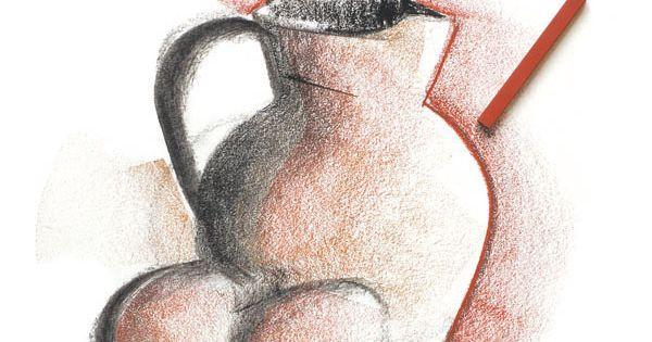 Como Dibujar FÁcil MÉtodo Para Principiantes Y Como: Dibujo Con Carbon, Creta Y Sanguina Para Principiantes: Un