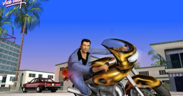 Gta Vice City City Puzzle Grand Theft Auto Gta