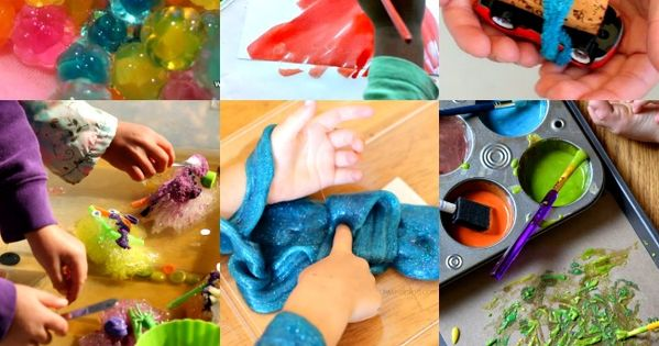 Science Experiments for Kids - what a great list of activities for