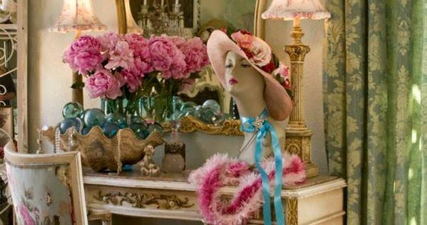 Casa romantica shabby chic casa romantica magazine pinterest shabby - Casa romantica shabby chic ...