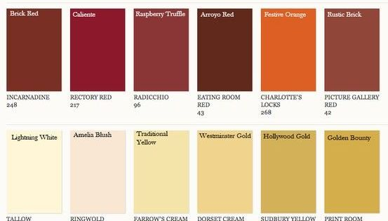 Matching Farrow And Ball Colors To Benjamin Moore Misc