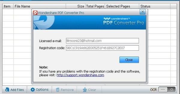 wondershare pdf editor keygen mac