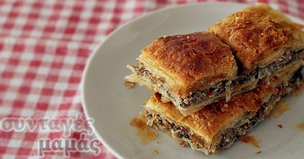 Pies, Mushrooms and Eggplants on Pinterest