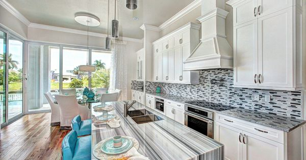 Coastal Kitchen Robb Stucky Cool Kitchens