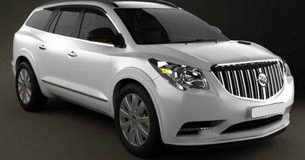 2016 Buick Enclave Redesign Http Www Carbrandsnews Com 2016