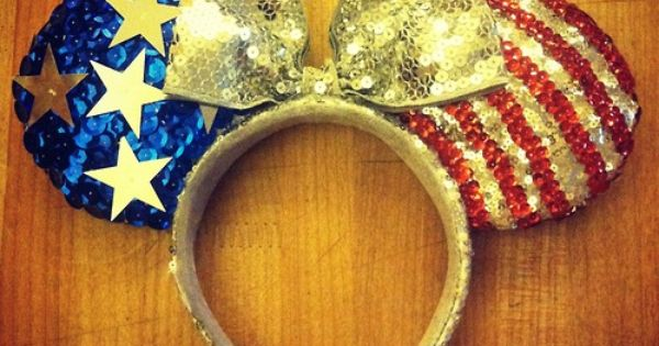 I love these, not only are they minnie ears but you can