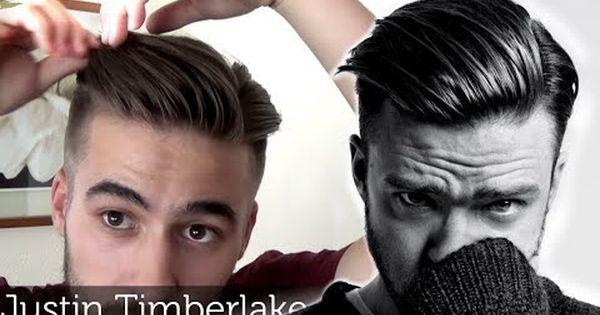 Justin timberlake hair mirrors