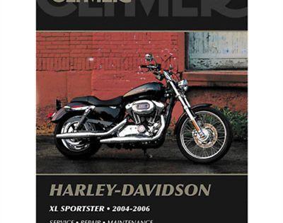 Advertisement Ebay Clymer Repair Manuals M427 4 Harley Davidson Sportster 1200 Custom Xl1200c Etc Harley Davidson Sportster 1200 Harley Davidson Harley
