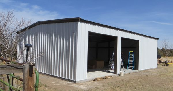 25x30 metal prefab shop farm pinterest shops and metals for 25x30 house plans
