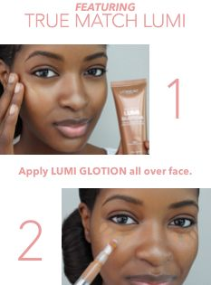 How To Get A Natural Glowy Makeup Look In 2 Minutes With New L