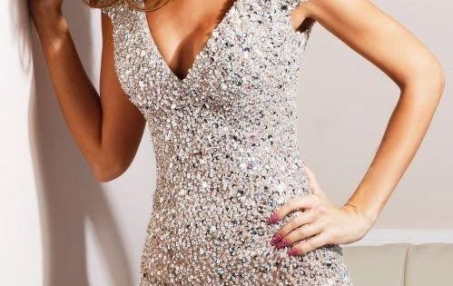 Sherri Hill Perfection @Laura LeBourdais- new years dress!