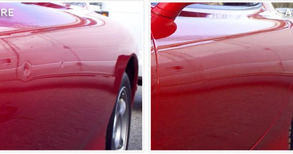 Dent Repair Damaged Cars Auto Repair Repair