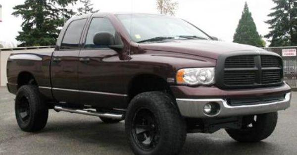 Dodge Ram 1500 Laramie Slt 05 For Sale In Washington