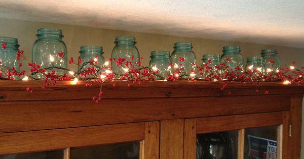 DEOCRATING WITH MASON JARS | Decorating With Mason Jars | Centennial Farmhouse