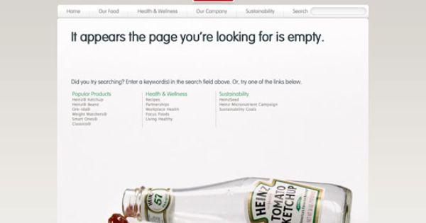 31 Unique 404 Error Page Designs Page Design Website Inspiration Error Page
