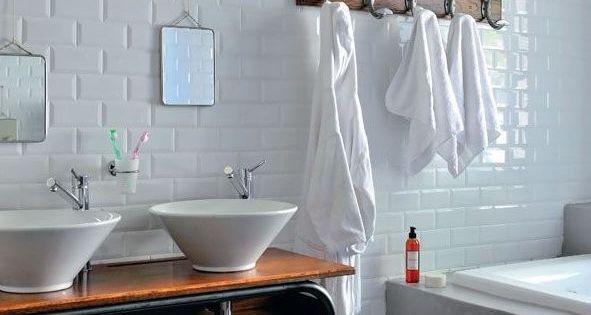 salle de bains blanc 20 photos d233co tr232s inspirantes