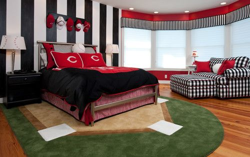 boys+baseball+bedroom+decorating | ... Baseball Teen Boys ...