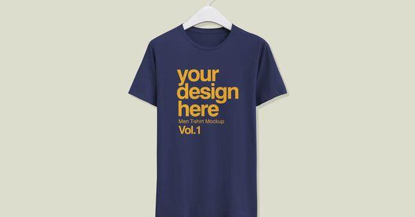 Download Mockup T Shirt Gratis Psd Yellowimages