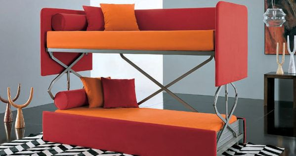 Couch That Turns Into A Bunk Bed For The Kids Pinterest Beds Bed Couch And Couch
