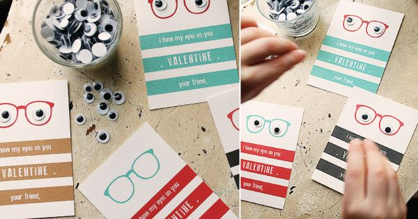 25 Unique and Easy Valentines Day Cards You Should Make DIY Projects