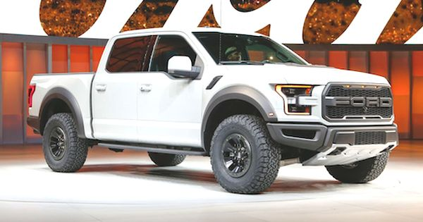 2020 Ford F 150 Raptor Supercrew Cab With Images Ford Raptor