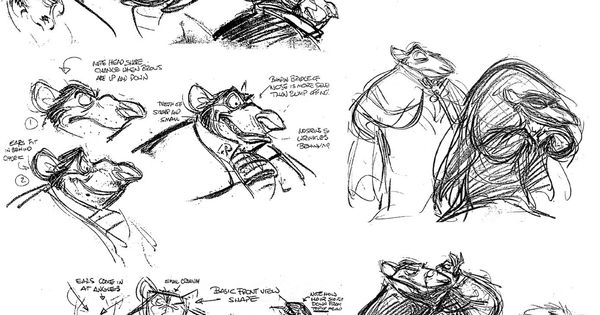 Glen Keane | Characters / GREAT CHARACTERS | Pinterest ...
