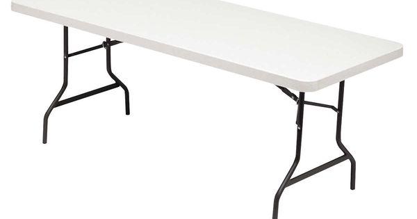 Alera Folding Banquet Table 72 X 29 Platinum Table Banquet