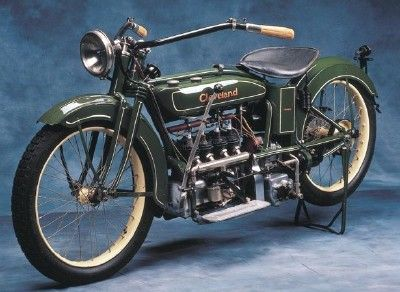 At 600 Cc Cleveland S Four Cylinder Engine Was Rather Small And Performance Wasn T Up To The Market S Demands Cleveland Motorcycle Motorcycle Vintage Bikes