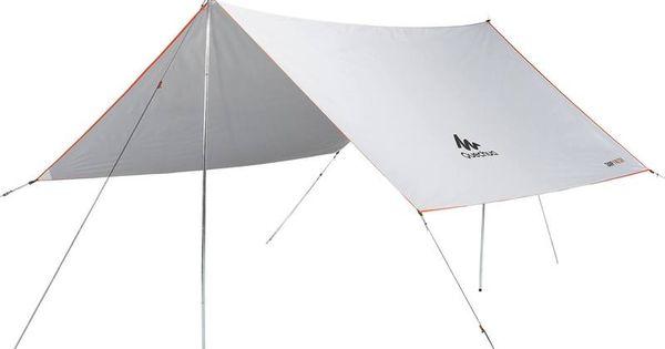 Zum Schutz Vor Hitze Und Uv Strahlen Beim Zelten Und Wandern Camping Pavillon Schutzzelt Campingideen