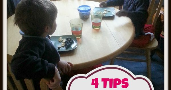 Is the before dinner prep impacting the dinnertime? Try these 4 tips