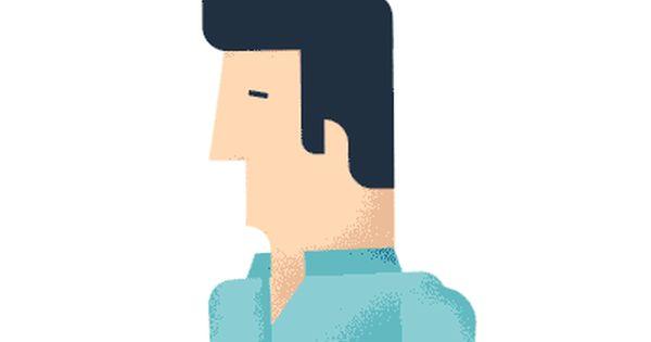 Dribbble Navitas Guy By Riccardo Albertini Motion Design Animated Characters Animation
