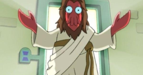 Zoidberg Jesus Meme Template Jesus Memes Memes