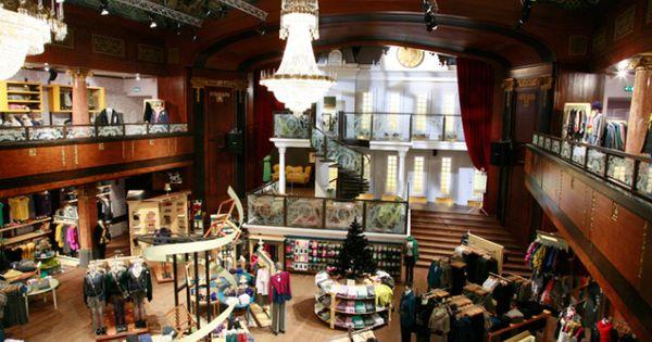 Urban outfitters stockholm shops markets pinterest - La cantine du troquet dupleix ...