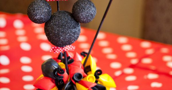 Santiagos first birthday party idea