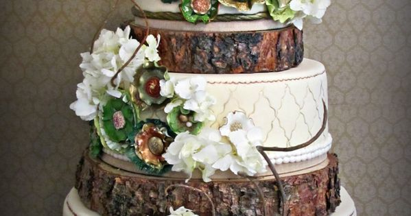 tree slice wedding cake stand 18 rustic wood tree slice wedding cake base or cupcake 21253
