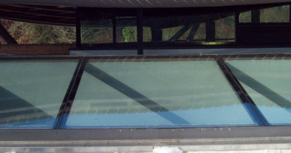 Glazing Vision Rooflights Skylights And Glass Roofs Modular