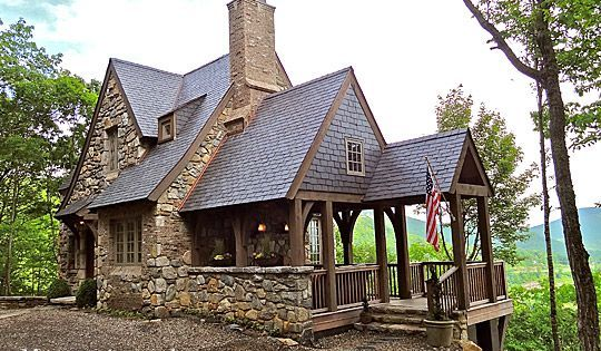 Nice Small Cottage Cottages Pinterest Stone Cottage Cottage Homes Cabins And Cottages